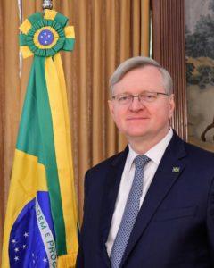 Strengthening  Brazil-US Relations @ Zoom